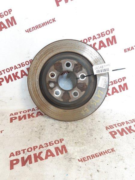 Диск тормозной Ford Kuga CBV HYDC 2012 задний