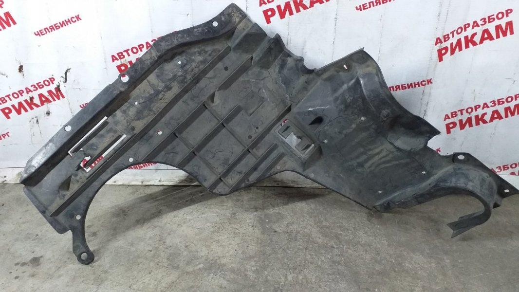 Защита двигателя Mazda Premacy CP8W правая