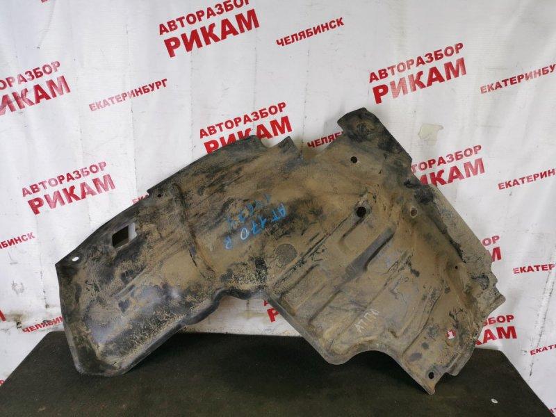 Защита двигателя Toyota Carina AT170 правая