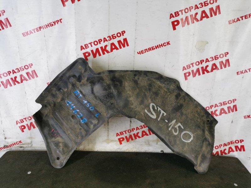 Защита двигателя Toyota Carina AT150 левая