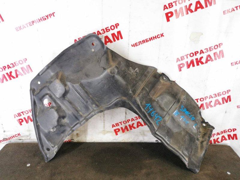 Защита двигателя Toyota Corolla Spacio AE111 левая