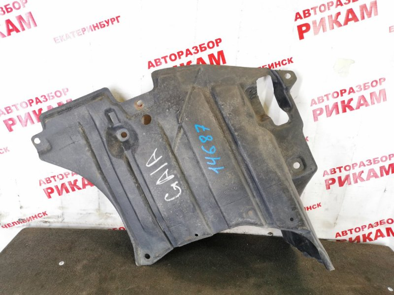 Защита двигателя Toyota Gaia SXM10 левая