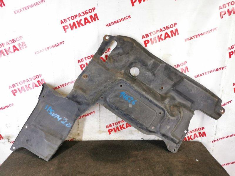 Защита двигателя Toyota Ipsum ACM20 правая