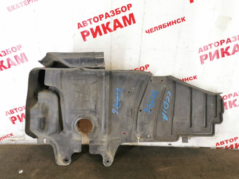 Защита двигателя Mitsubishi Lancer Cedia CS5W 4G93 правая