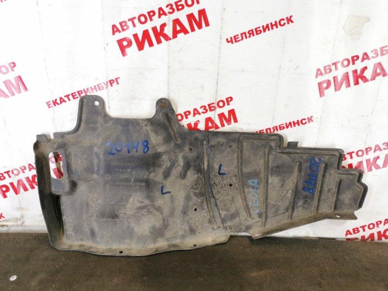 Защита двигателя Mitsubishi Lancer Cedia CS5W 4G93 левая