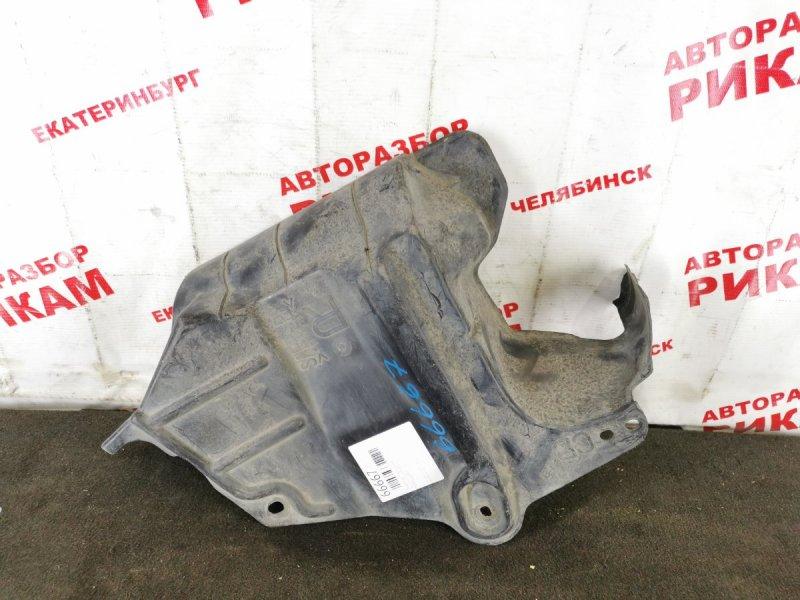 Защита двигателя Nissan Pulsar FN15 правая