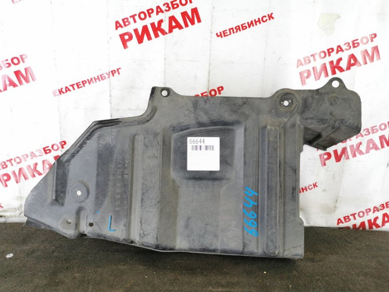 Защита двигателя Nissan Wingroad WFY11 левая