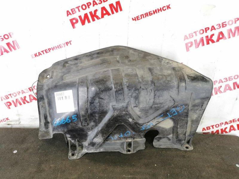 Защита двигателя Hyundai Getz правая