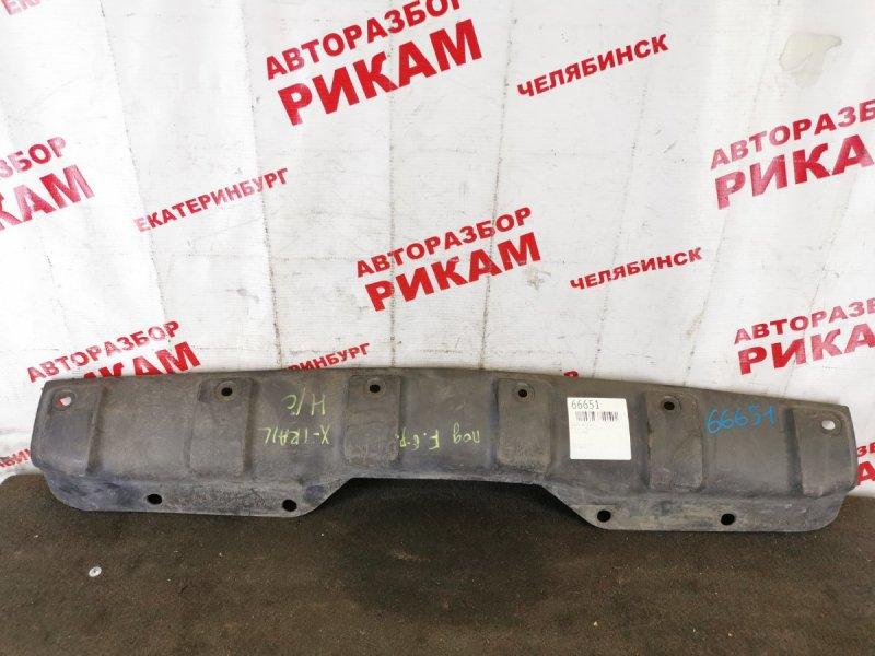 Защита двигателя Nissan X-Trail NT30