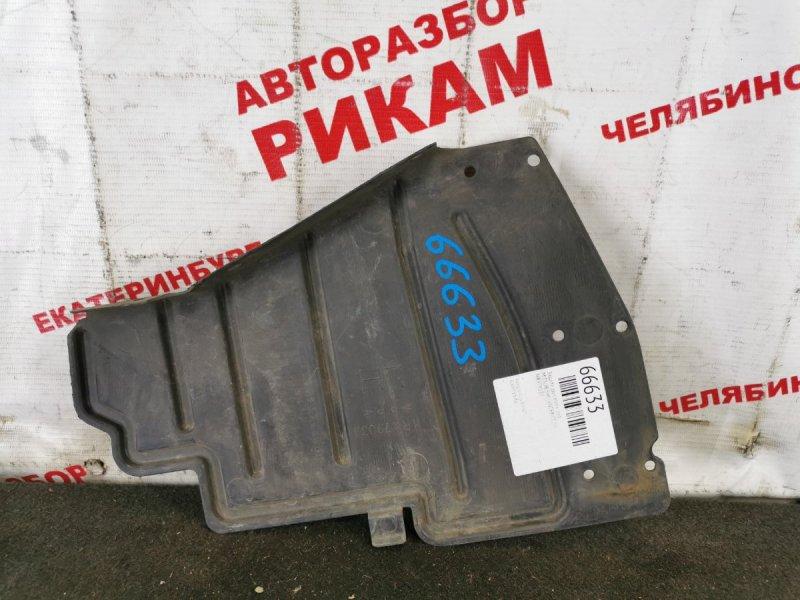 Защита двигателя Mitsubishi Lancer CS2W левая