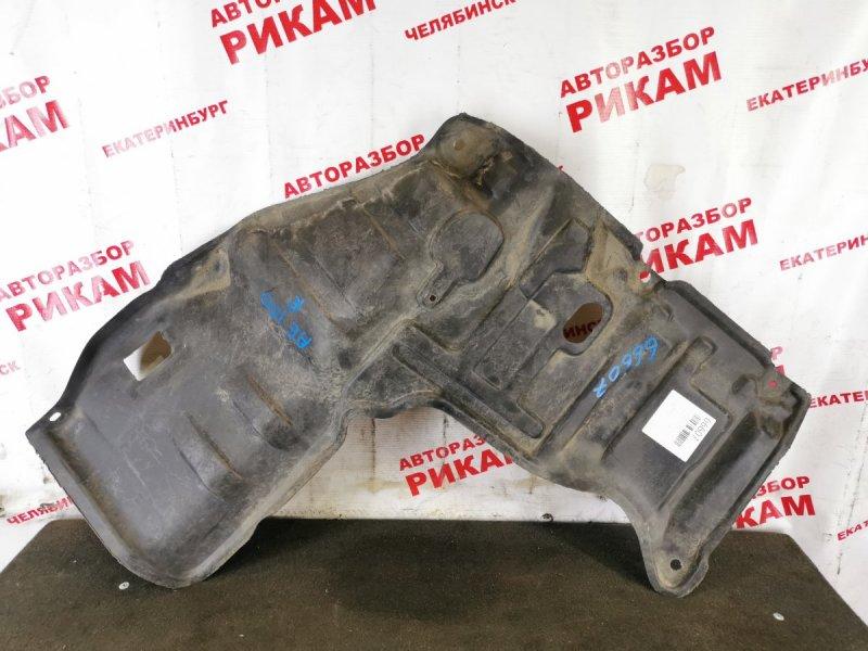 Защита двигателя Toyota Corolla AE100 правая
