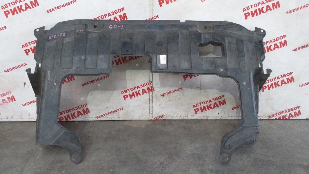 Защита двигателя Honda Fit GD1