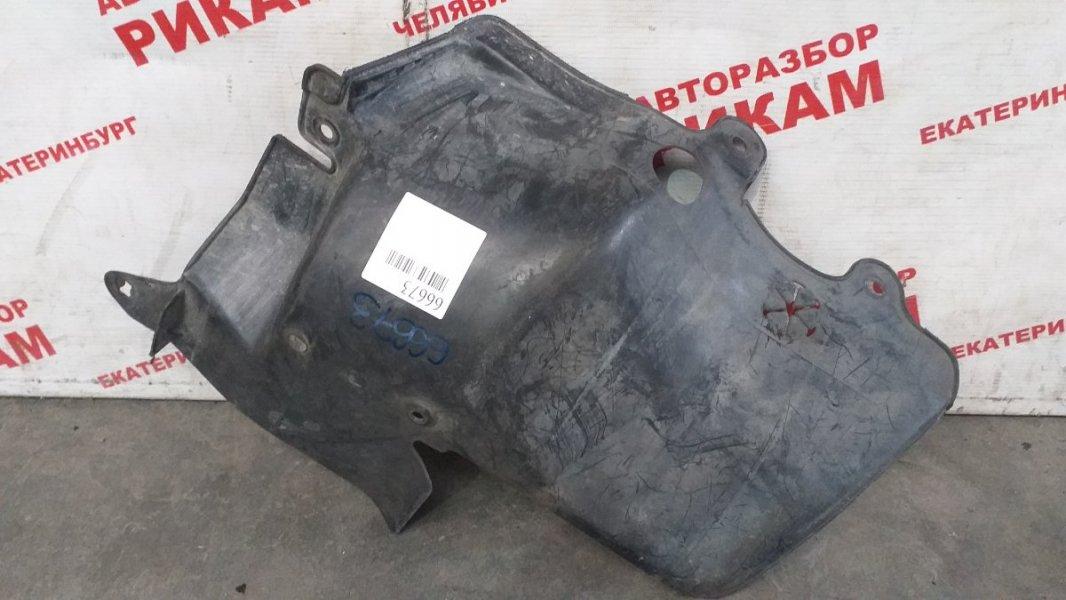 Защита двигателя Honda Partner левая