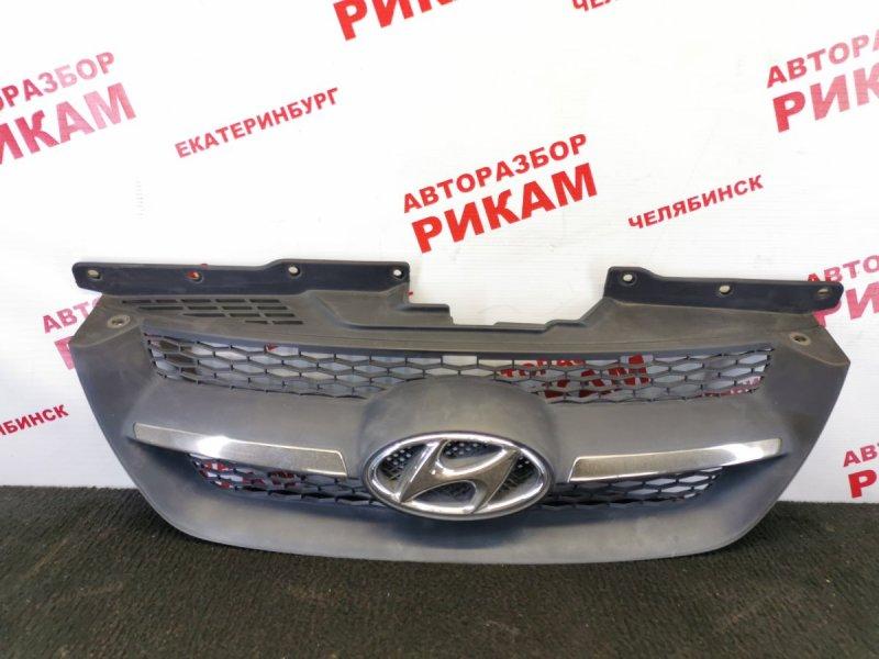 Решетка радиатора Hyundai Sonata NF