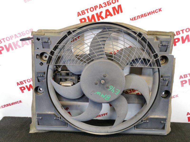 Диффузор Bmw 3-Series E46