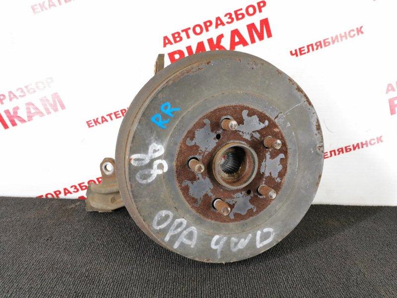 Ступица Toyota Opa ACT15 задняя правая