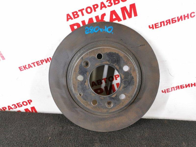 Диск тормозной Mazda Atenza GG задний