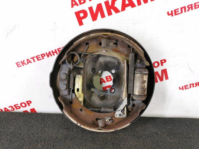 Щит тормозной Citroen C3 задний правый