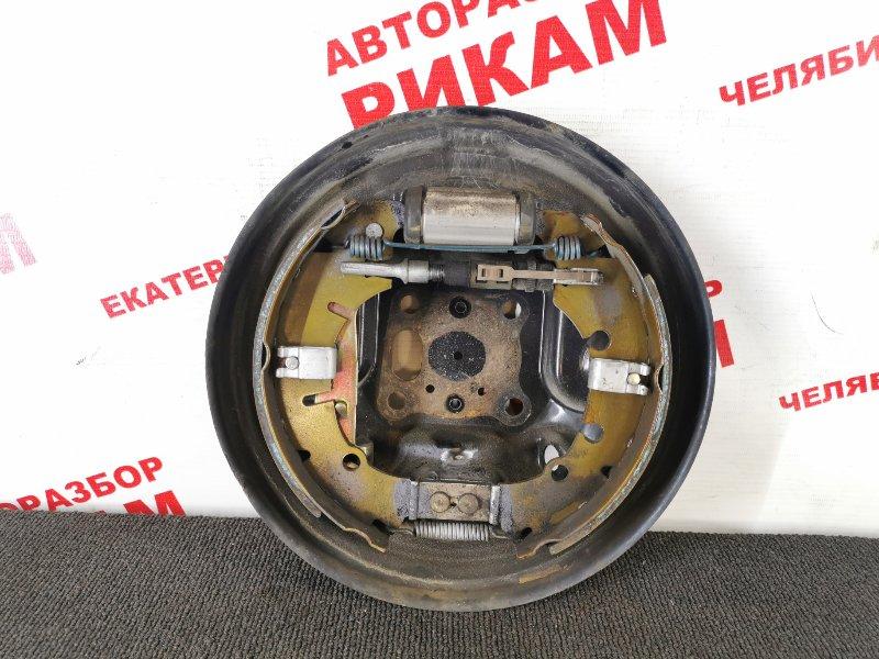 Щит тормозной Mazda Demio DY3W ZJ-VE задний правый