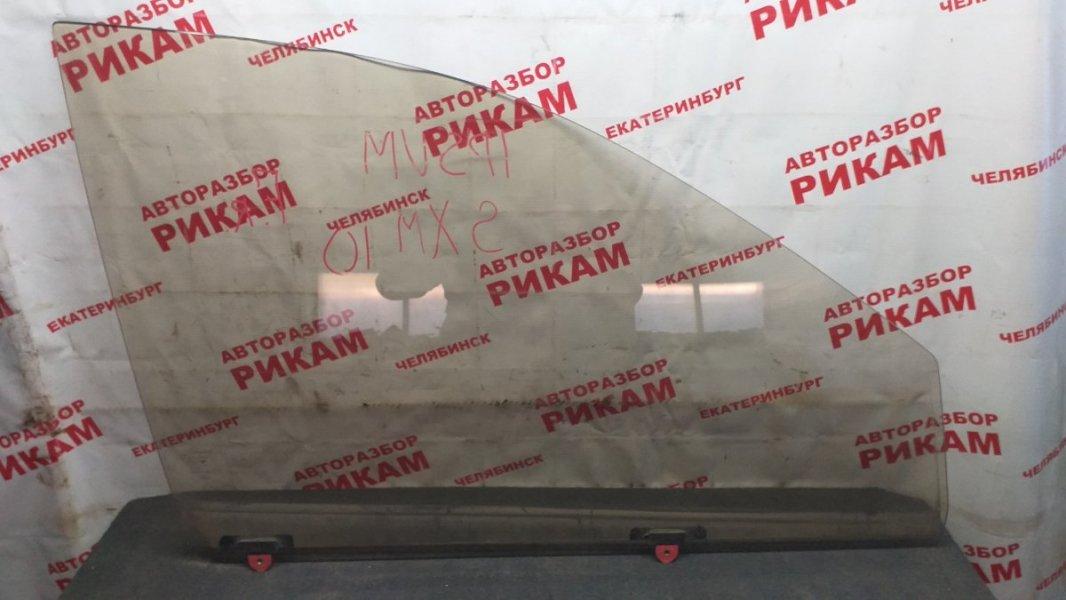 Стекло двери Toyota Ipsum SXM10/ SXM15 переднее правое