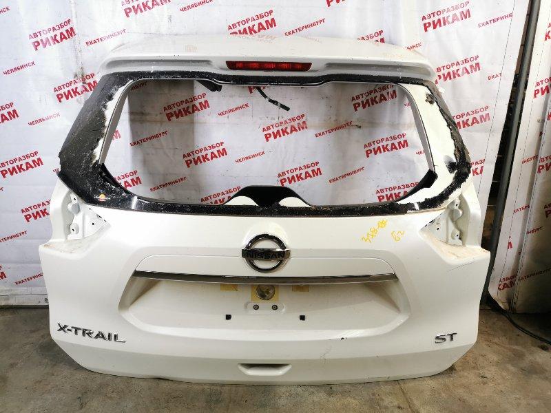 Дверь багажника Nissan X-Trail T32 MR20DD 2017