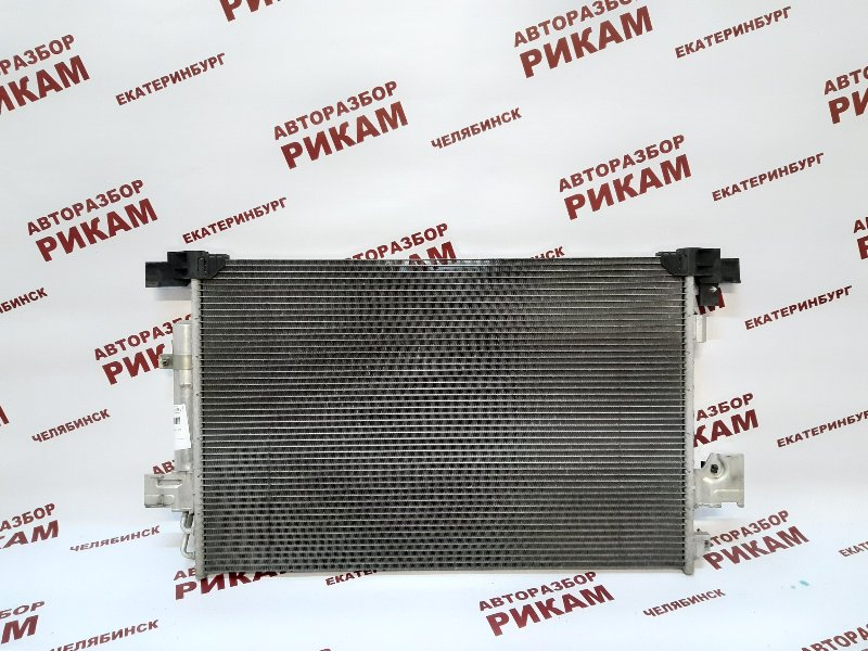 Радиатор кондиционера Mitsubishi Lancer CX4A 4B12 2010