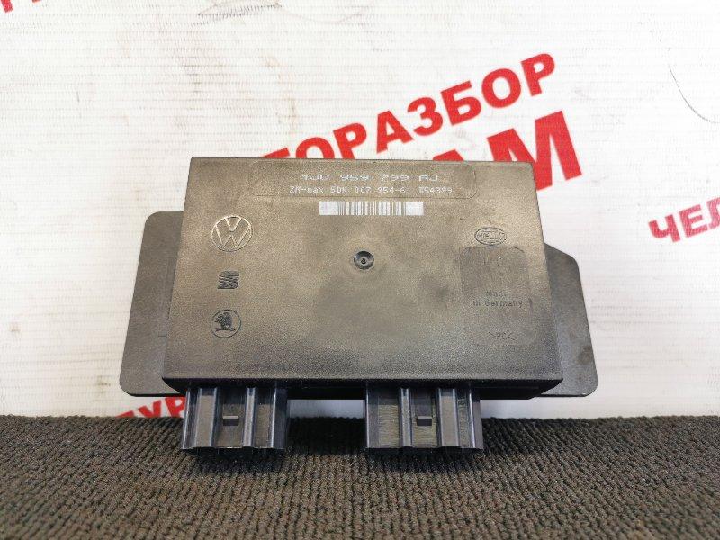 Блок управления Volkswagen Passat B5 3B2