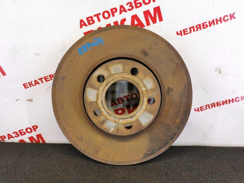 Диск тормозной Volkswagen Passat B5 3B2 передний