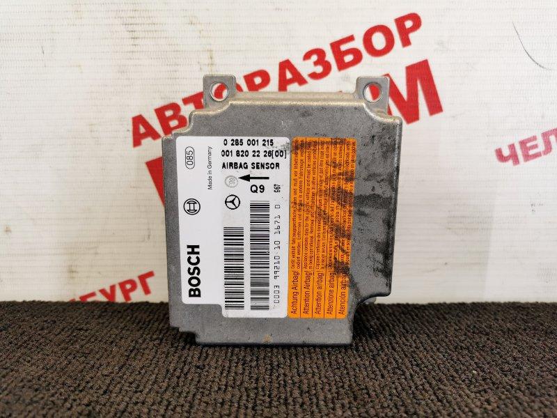 Блок управления airbag Mercedes-Benz S-Class W220