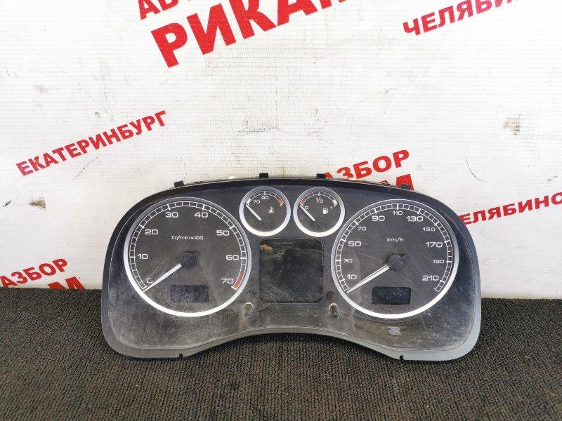 Панель приборов Peugeot 307 3A/C EW10J4 2001