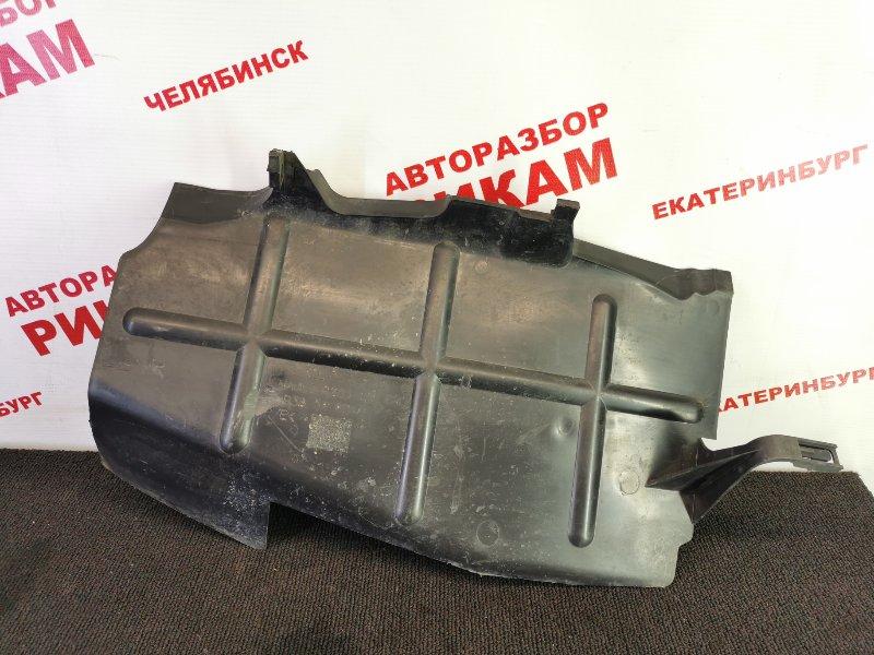 Дефлектор радиатора Renault Trafic JL правый