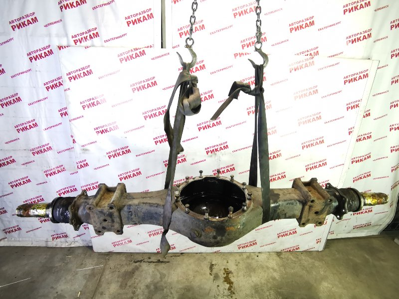 Чулок моста Nissan Diesel MK25A FE6 задний
