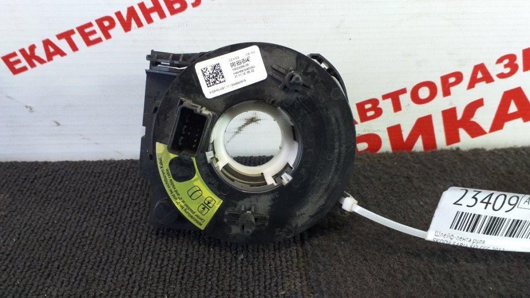 Шлейф-лента руля Skoda Fabia 5J2 CGG 2012