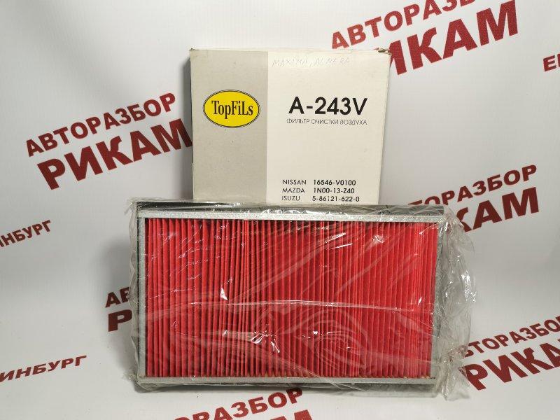 Воздушный фильтр Nissan Almera N16 QG15DE