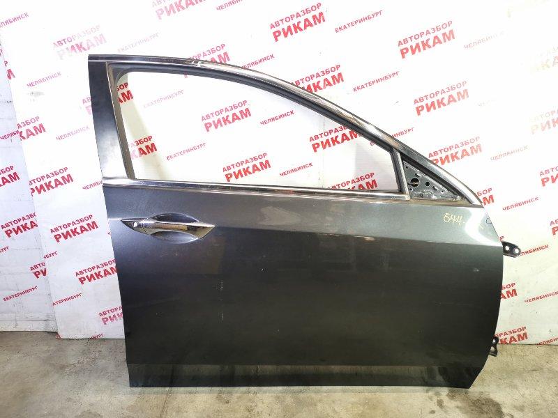 Дверь Honda Accord CU2 K24Z3 2012 передняя правая