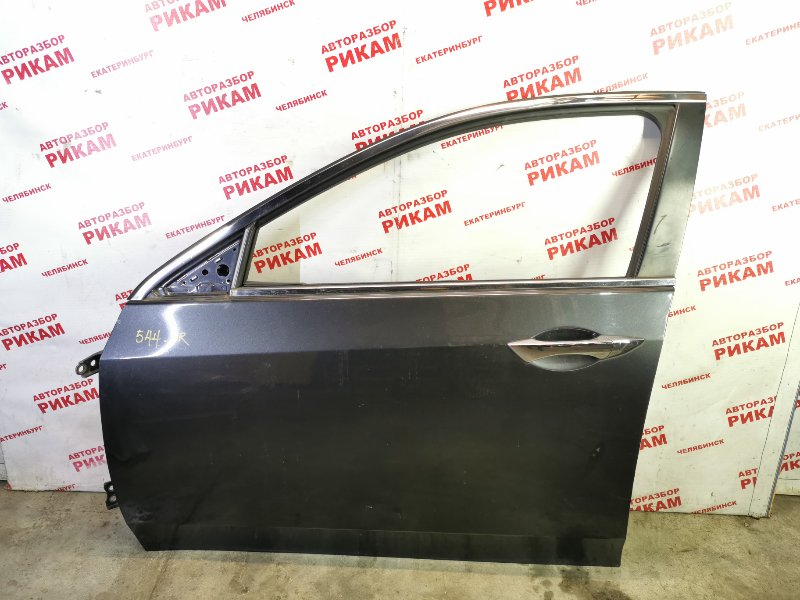 Дверь Honda Accord CU2 K24Z3 2012 передняя левая