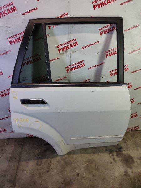 Дверь Great Wall Hover 4G69S4N 2010 задняя правая