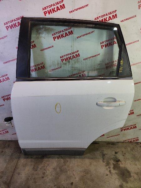 Дверь Opel Antara L07 Z24SED 2010 задняя левая