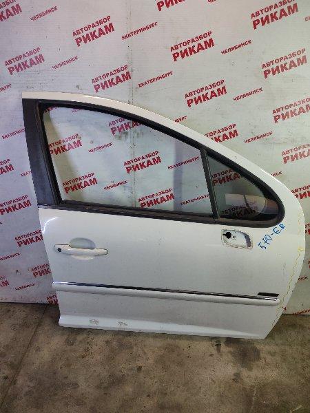 Дверь Peugeot 207 WC 10FHCK 2012 передняя правая