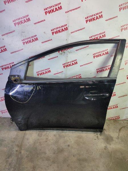 Дверь Honda Civic FK2 R18Z4 2013 передняя левая