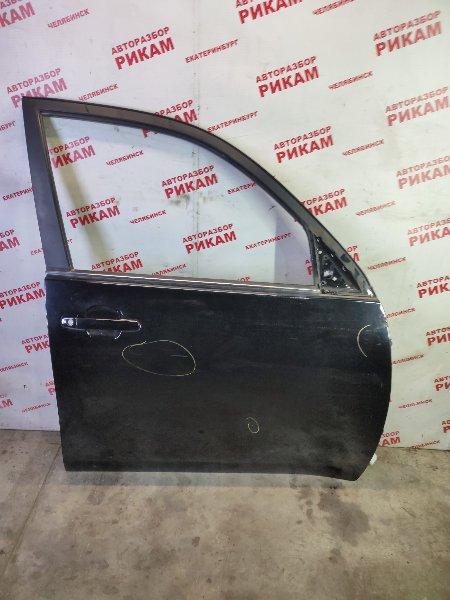 Дверь Chery Tiggo T11 DB SQR484F 2011 передняя правая