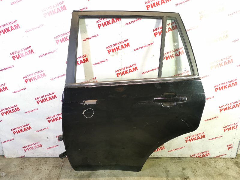 Дверь Chery Tiggo T11 DB SQR484F 2011 задняя левая