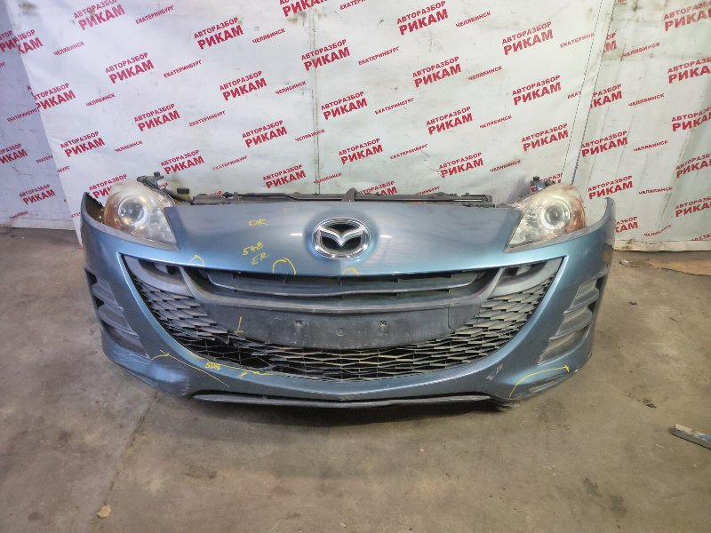 Ноускат Mazda Mazda3 BL LF-VE 2010