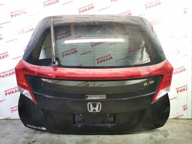 Дверь багажника Honda Civic FK2 R18Z4 2013