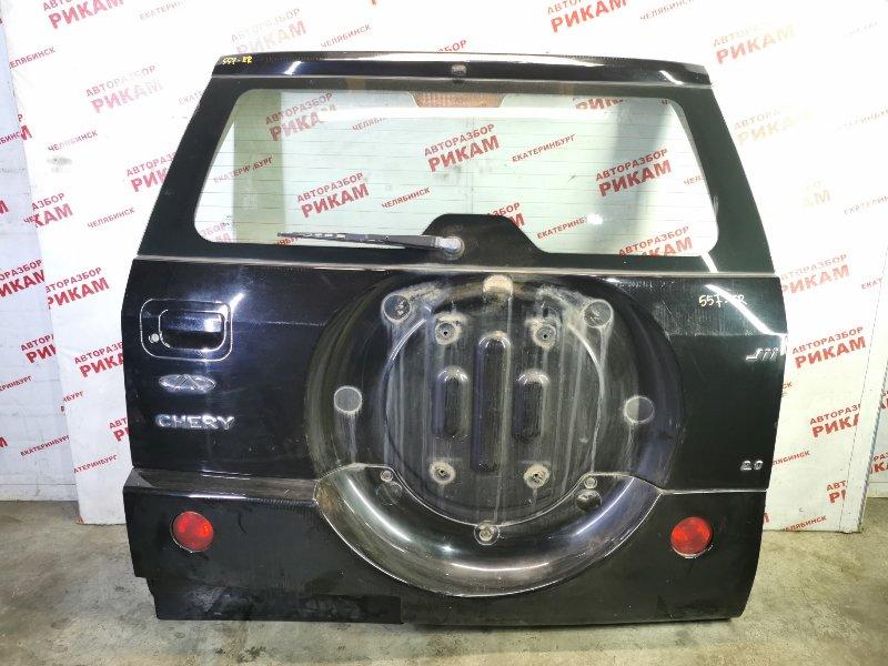 Дверь багажника Chery Tiggo T11 DB SQR484F 2011