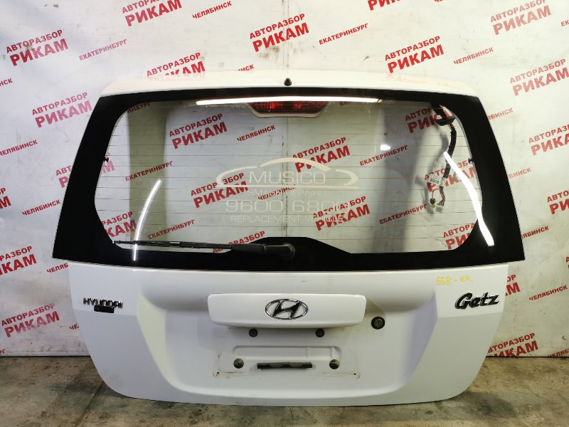 Дверь багажника Hyundai Getz TB G4EE 2007