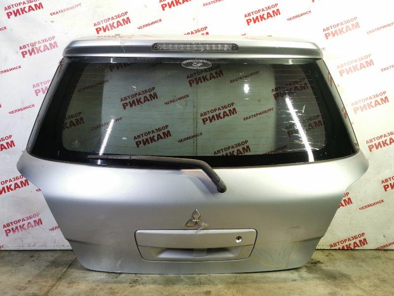 Дверь багажника Mitsubishi Outlander CU5W 4G69 2006
