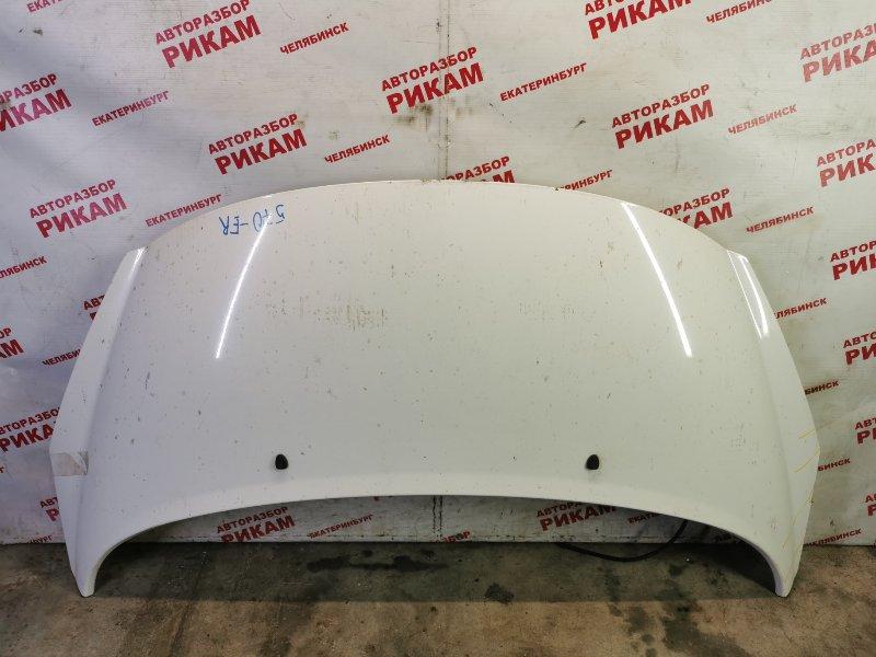 Капот Peugeot 207 WC 10FHCK 2012