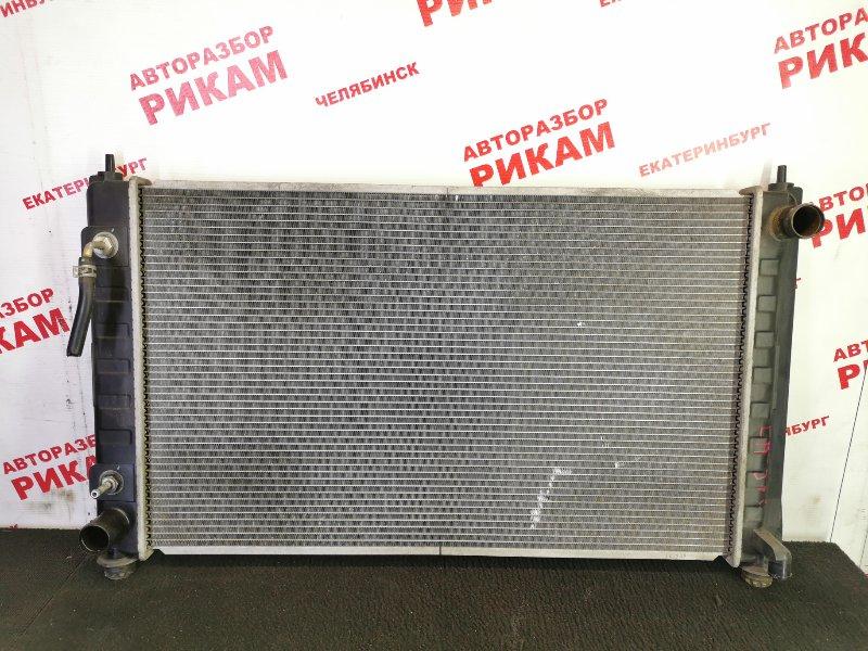 Радиатор охлаждения Nissan Teana J32 VQ25DE 2008
