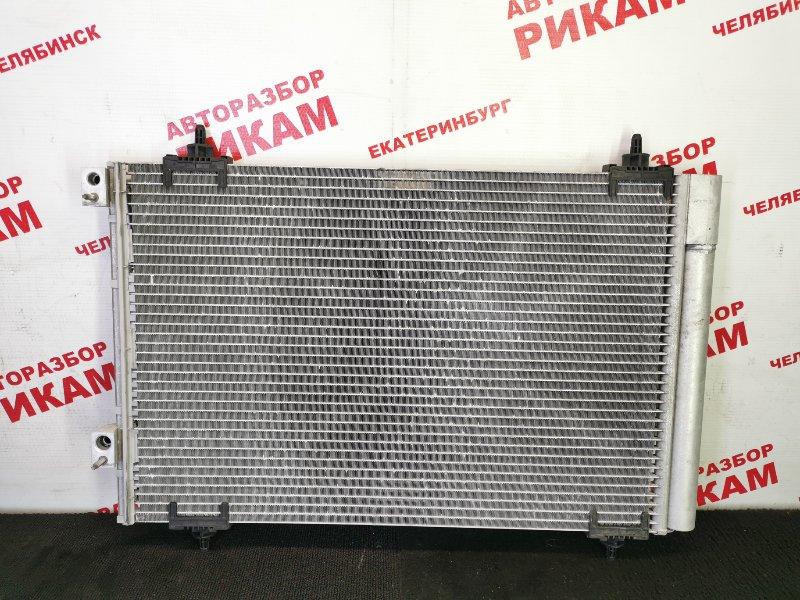 Радиатор кондиционера Peugeot 308 4A 10FHBV 2010